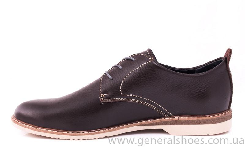 Мужские кожаные туфли E 1 Klaid br. фото 6