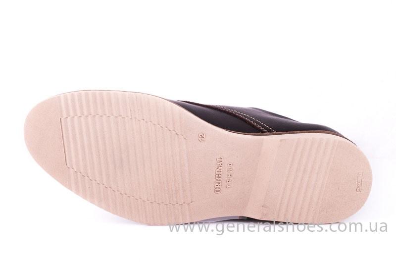 Мужские кожаные туфли E 1 Klaid br. фото 8