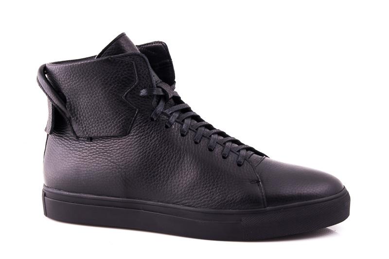 Мужские ботинки Sensor 795 blk. фото 1