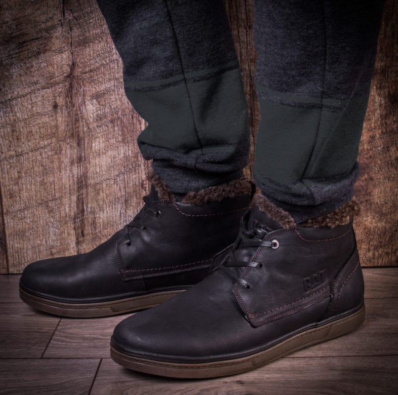 Мужские ботинки Esente 4130-307 blk. фото 7