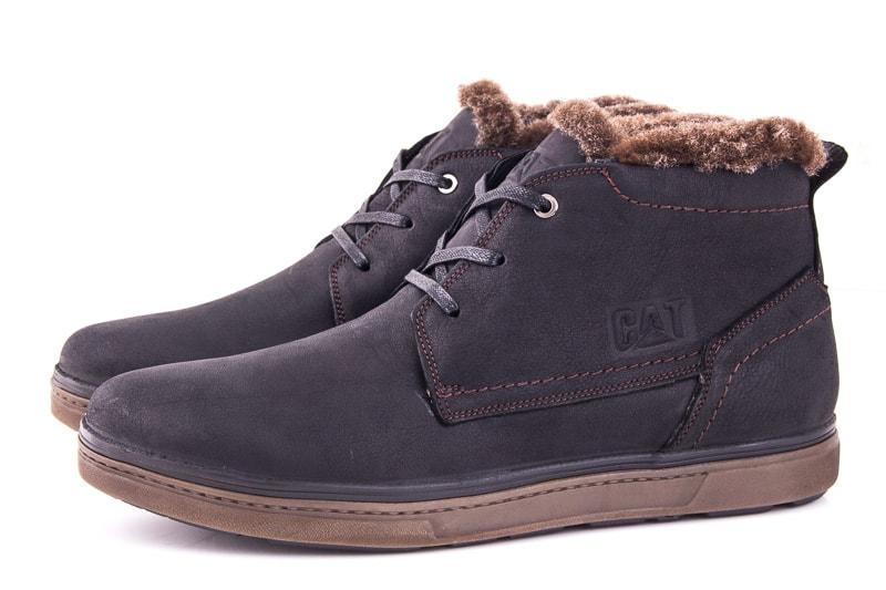 Мужские ботинки Esente 4130-307 blk. фото 2