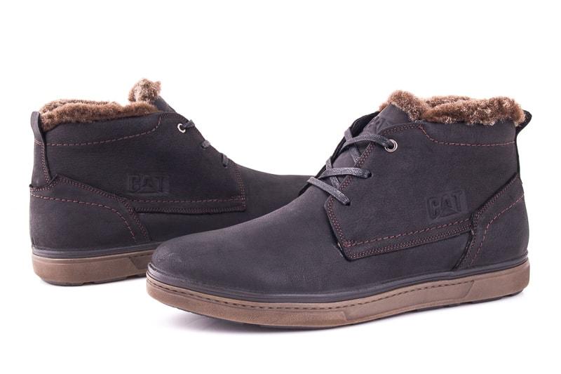 Мужские ботинки Esente 4130-307 blk. фото 4