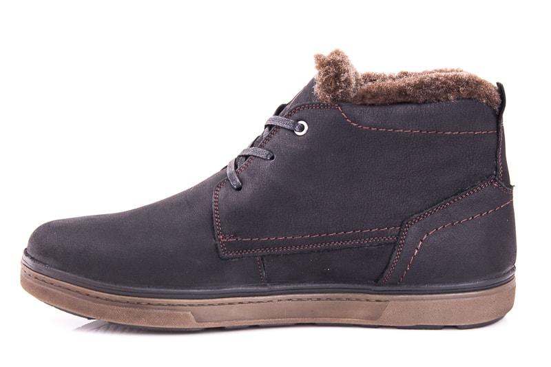 Мужские ботинки Esente 4130-307 blk. фото 5