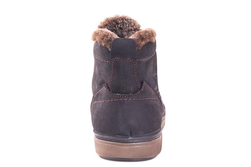 Мужские ботинки Esente 4130-307 blk. фото 6