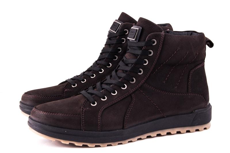 Мужские ботинки Esente 4133-604 br.фото 2