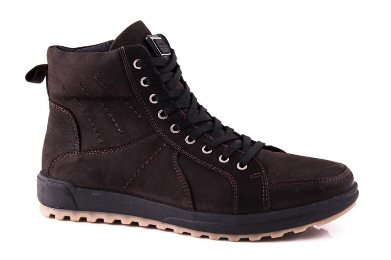 Мужские ботинки Esente 4133-604 br. ФОТО 1