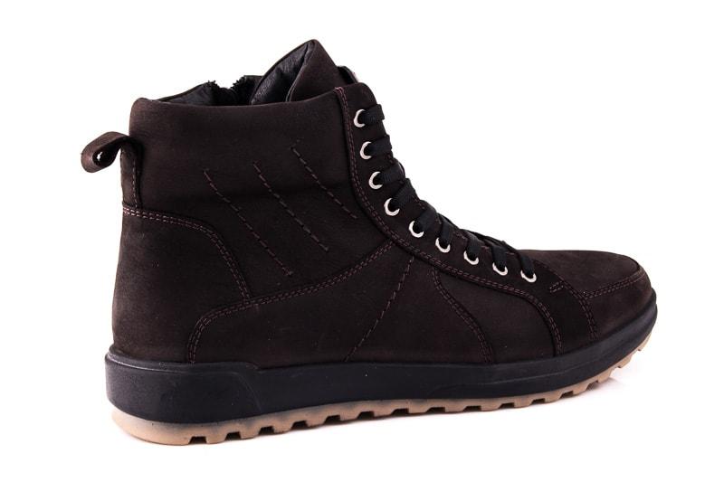Мужские ботинки Esente 4133-604 br. фото 7