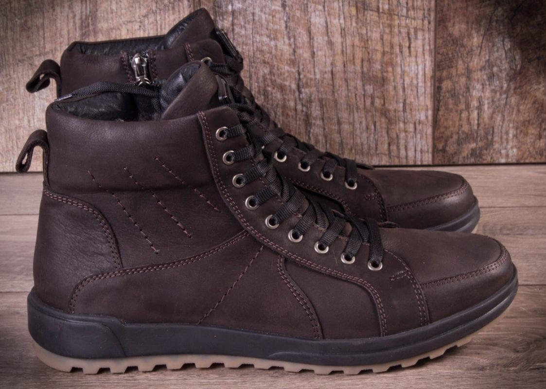 Мужские ботинки Esente 4133-604 br. фото 8
