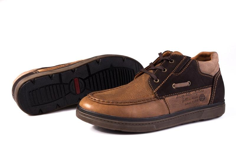 Мужские ботинки Falcon 50817 br. фото 4