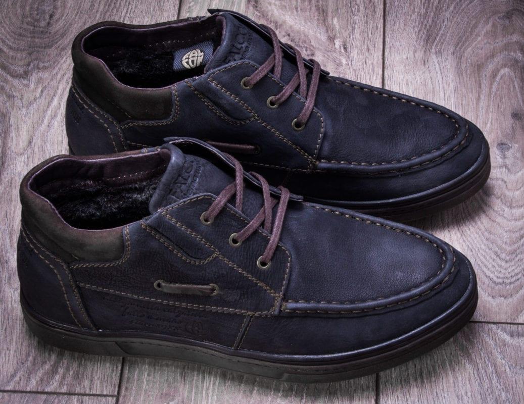 Мужские ботинки Falcon 50817 blk.m. фото 8