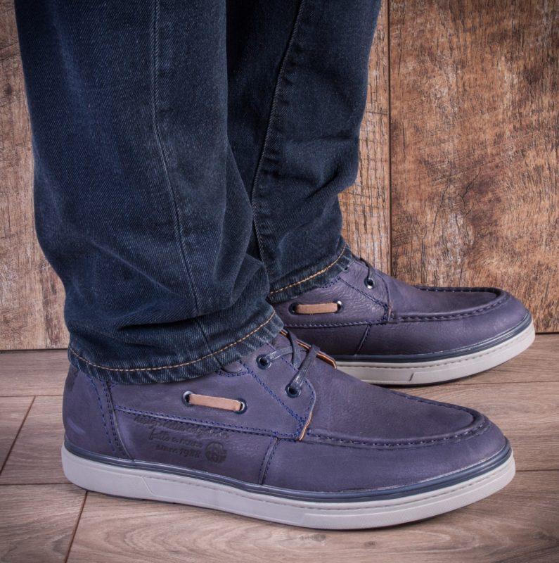 Мужские ботинки Falcon 50817 blue фото 10