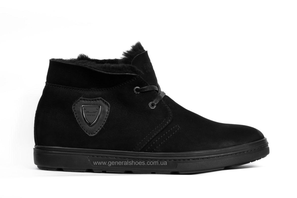 Мужские ботинки из нубука Falcon 16116 bln. фото 1