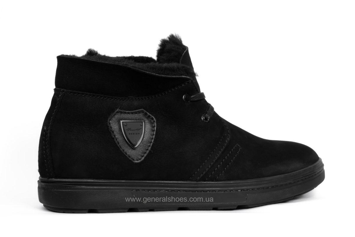 Мужские ботинки из нубука Falcon 16116 bln. фото 2