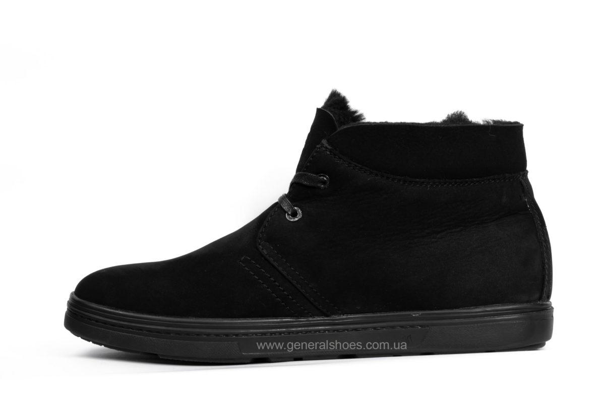 Мужские ботинки из нубука Falcon 16116 bln. фото 3