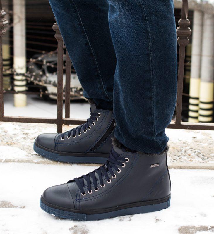 Мужские ботинки R 17 blue фото 10