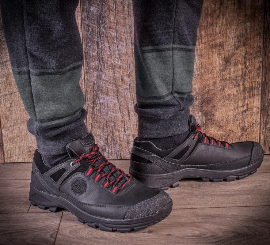Мужские кроссовки GS 67 blk. фото 9