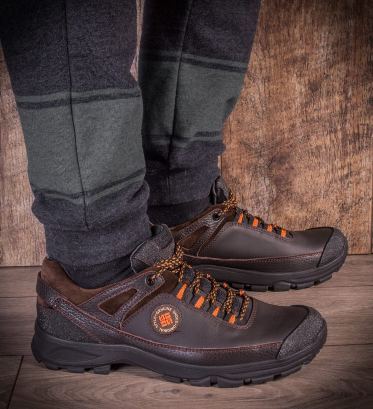 Мужские кроссовки GS 67 br фото 9
