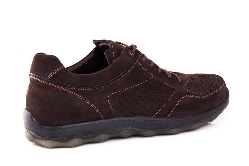 Мужские кроссовки Madiro 522-1113 br фото 6