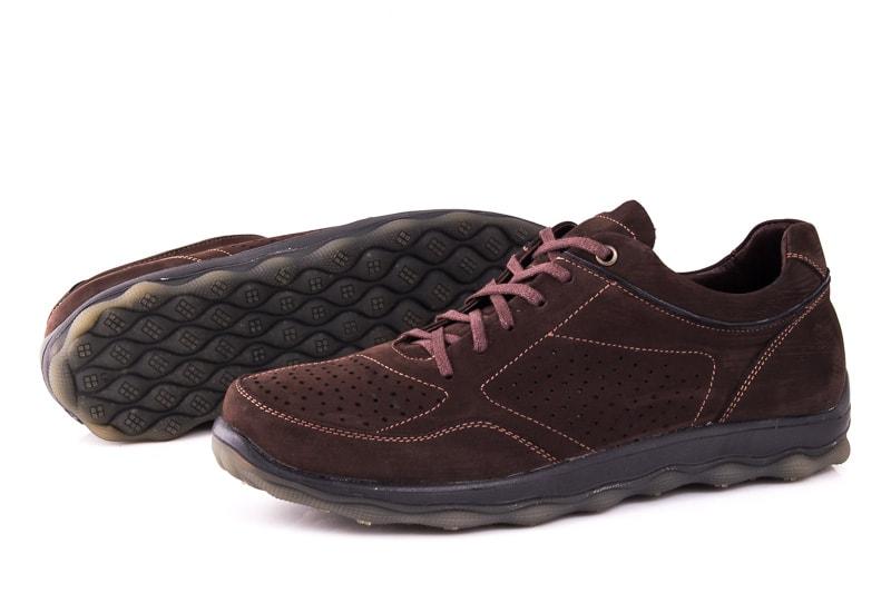 Мужские кроссовки Madiro 522-1113 br фото 5
