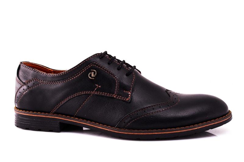 Мужские кожаные туфли Ed-Ge Stenly фото 1