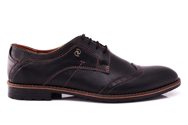 Мужские туфли Ed-Ge Stenly кожа фото 2