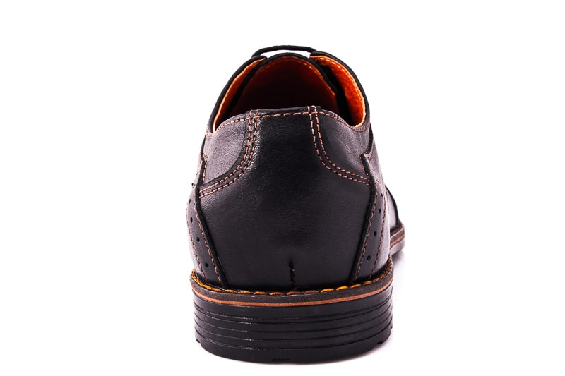 Мужские туфли Ed-Ge Stenly кожа фото 3