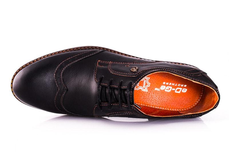 Мужские туфли Ed-Ge Stenly кожа фото 4