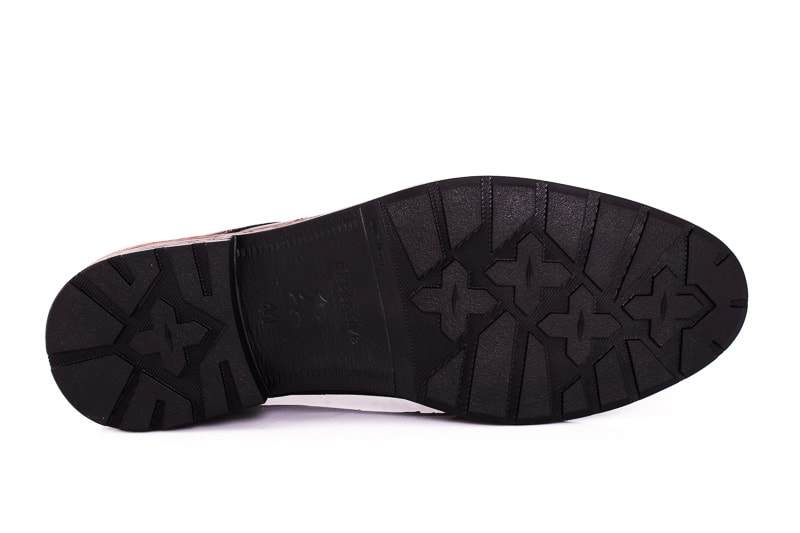 Мужские туфли Ed-Ge Stenly кожа фото 5