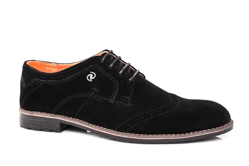 Мужские замшевые туфли Ed-Ge Stenly фото 1