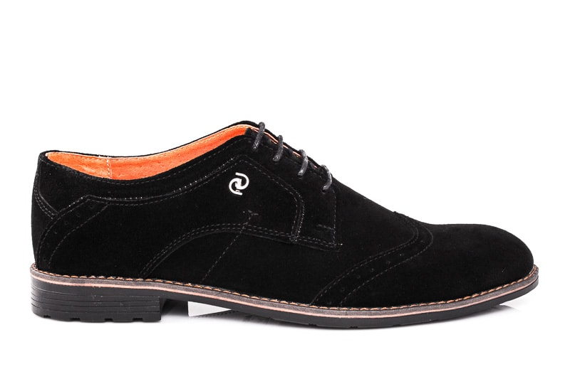 Мужские туфли Ed-Ge Stenly замша фото 2