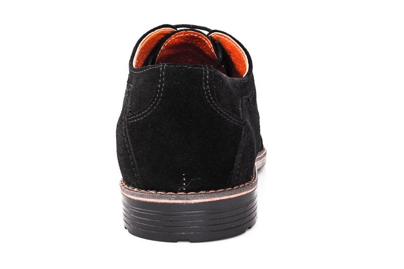 Мужские туфли Ed-Ge Stenly замша фото 5