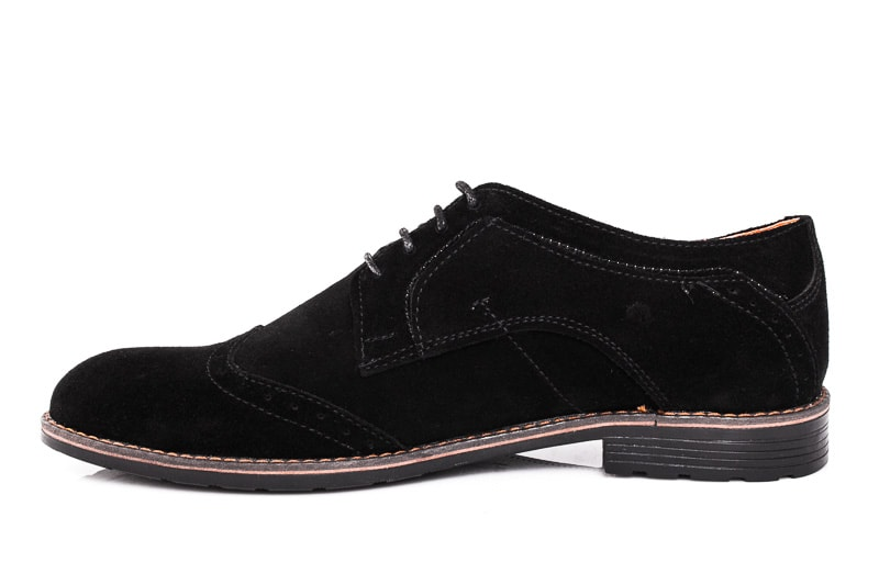 Мужские туфли Ed-Ge Stenly замша фото 6