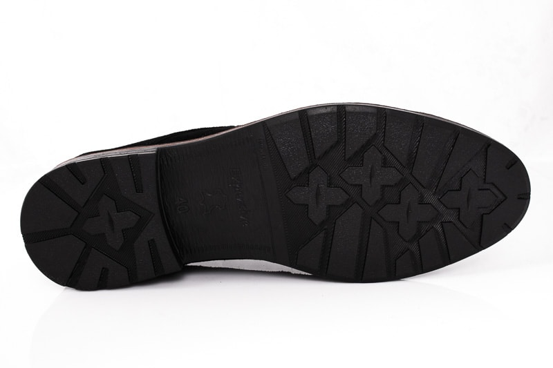 Мужские туфли Ed-Ge Stenly замша фото 7