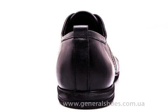 Мужские кожаные туфли Esente 3102-377 blk фото 6