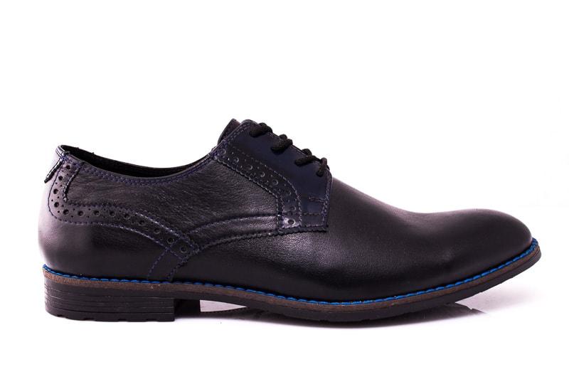 Мужские туфли Falcon 7715 blk фото 2