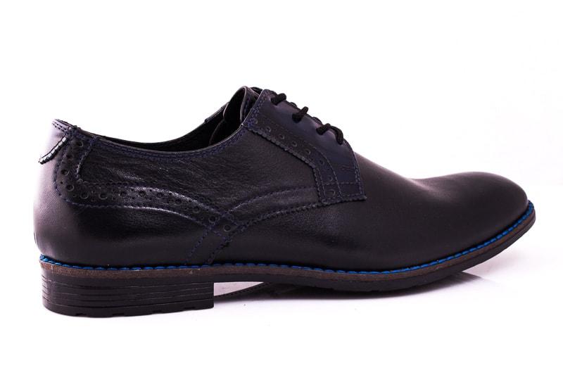 Мужские туфли Falcon 7715 blk фото 3