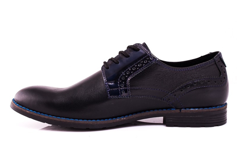 Мужские туфли Falcon 7715 blk фото 5