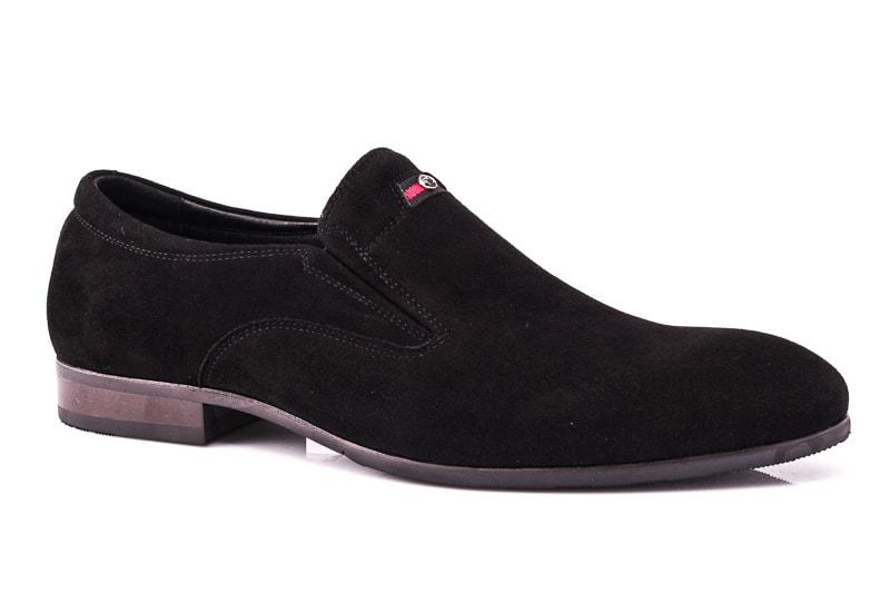 Мужские замшевые туфли M 7762-17EA blz. фото 1