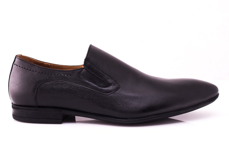 Мужские туфли Rondo 393 blk. фото 2