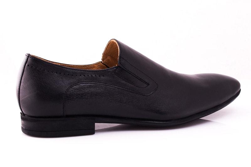 Мужские туфли Rondo 393 blk. фото 3