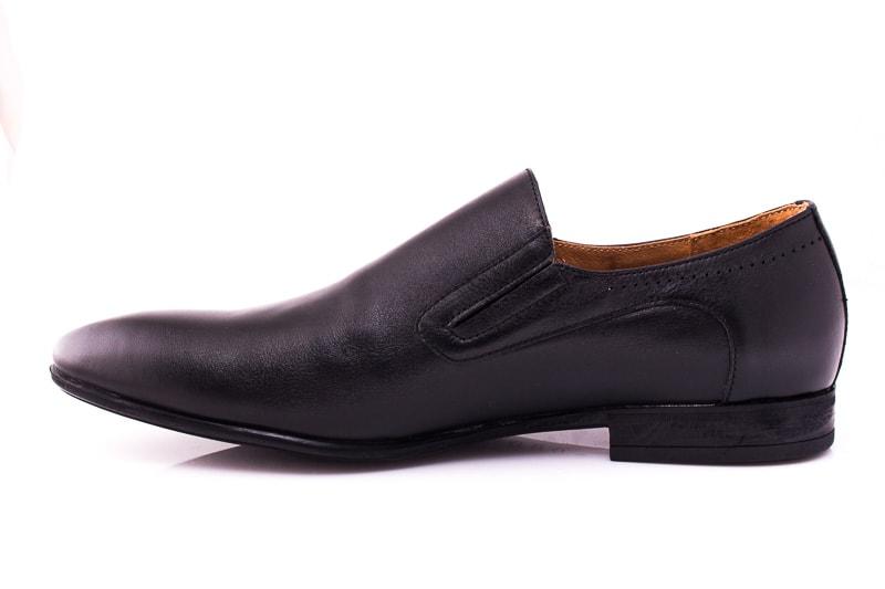 Мужские туфли Rondo 393 blk. фото 4