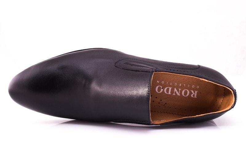 Мужские туфли Rondo 393 blk. фото 5