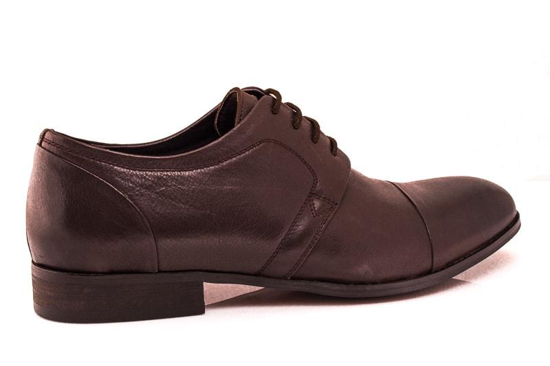 Мужские туфли T 12/106/385 br. фото 3