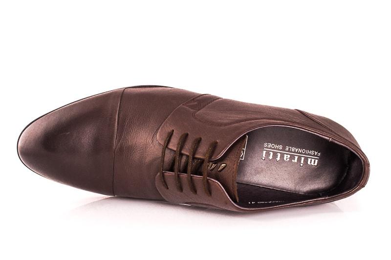Мужские туфли T 12/106/385 br. фото 7