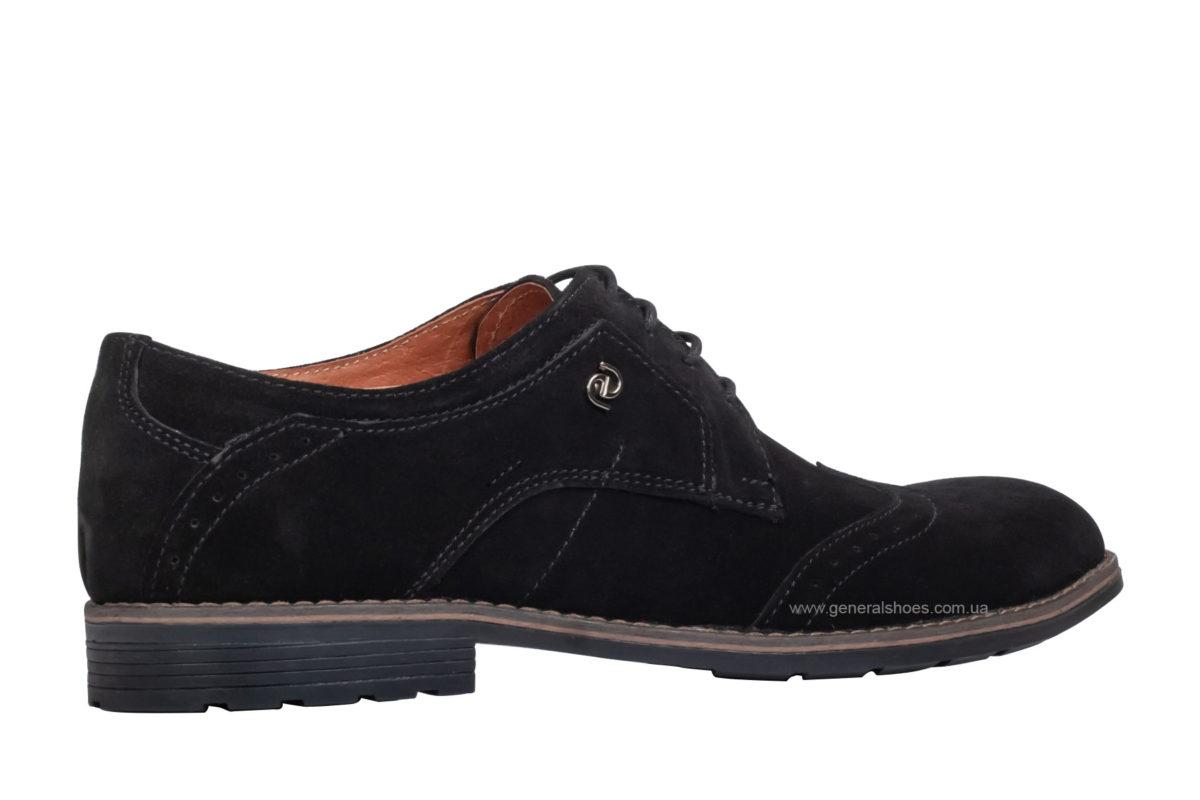 Мужские замшевые туфли Ed-Ge Stenly фото 2