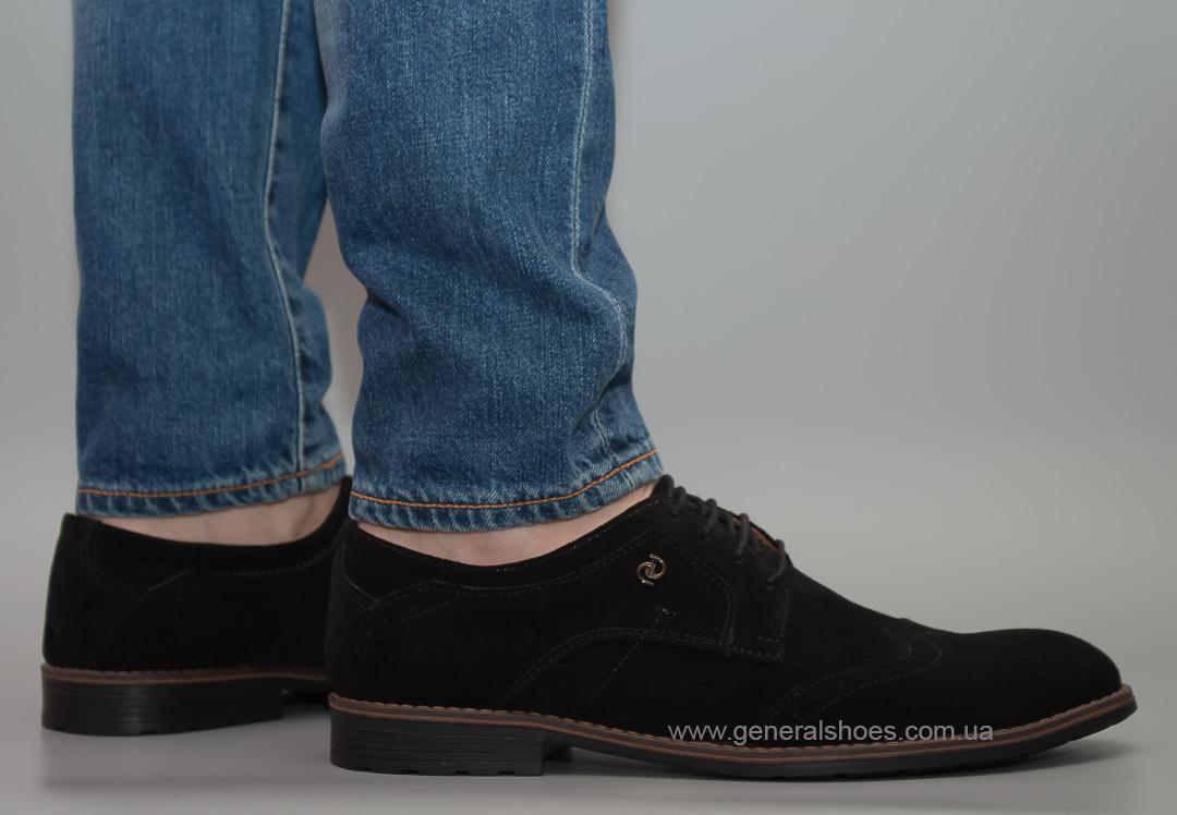 Мужские замшевые туфли Ed-Ge Stenly