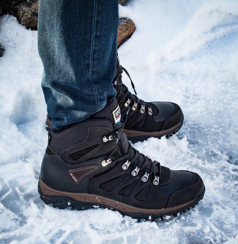 Как ухаживать за обувью в зимний период. фото 1