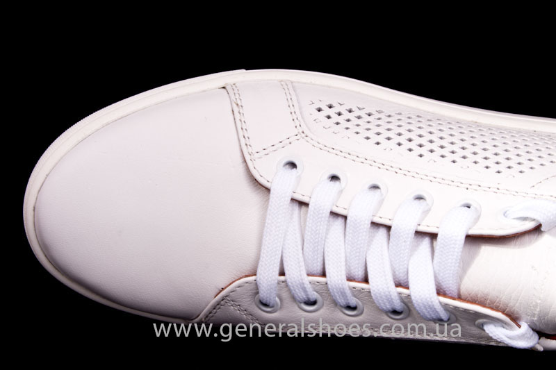 Мужские кожаные кеды GS 84 P Chegevara фото 6