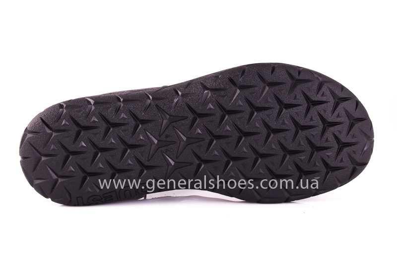 Мужские кожаные сандалии GS 31T blue фото 7