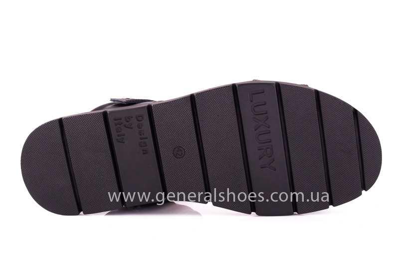 Мужские кожаные сандалии GS 38T Linkor br. фото 10